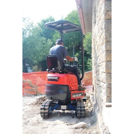 Mini excavator pe senile ES 10 ZT